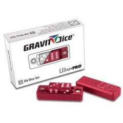 Gravity Dice: Red