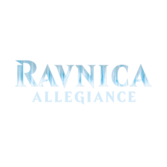Gilbert Ravnica Allegiance Midnight Pre-Release