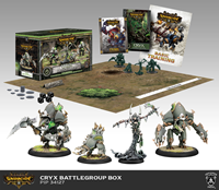 Cryx Battlegroup