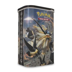 Pokemon Deck Shield Dusk Mane Necrozma