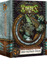 Trollbloods Faction Deck 2016