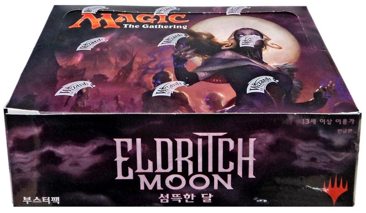 Eldritch Moon Booster Box - Korean