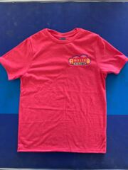 Youth Red T-Shirt Logo