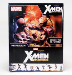 X-Men Regenesis Wolverine Vs. Cyclops Heroclix Booster