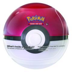 Pokeball Tin - Poke Ball - Series 3
