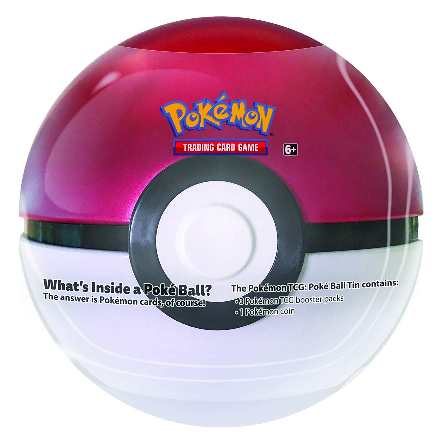 Pokeball Tin - Poke Ball - Series 3