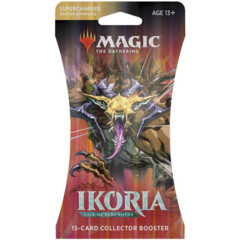Ikoria Collector Sleeved Booster Pack