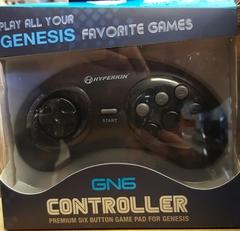 Accessory: Sega Genesis Controller 6 Button Hyperkin