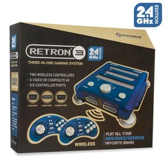 Retron 3 System 2.4GHz Edition (Blue)