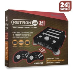 Retron 3 System 2.4GHz Edition (Black)
