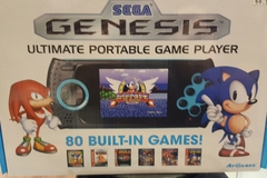 Sega Genesis Ultimate Portable Game Player (80 Games)
