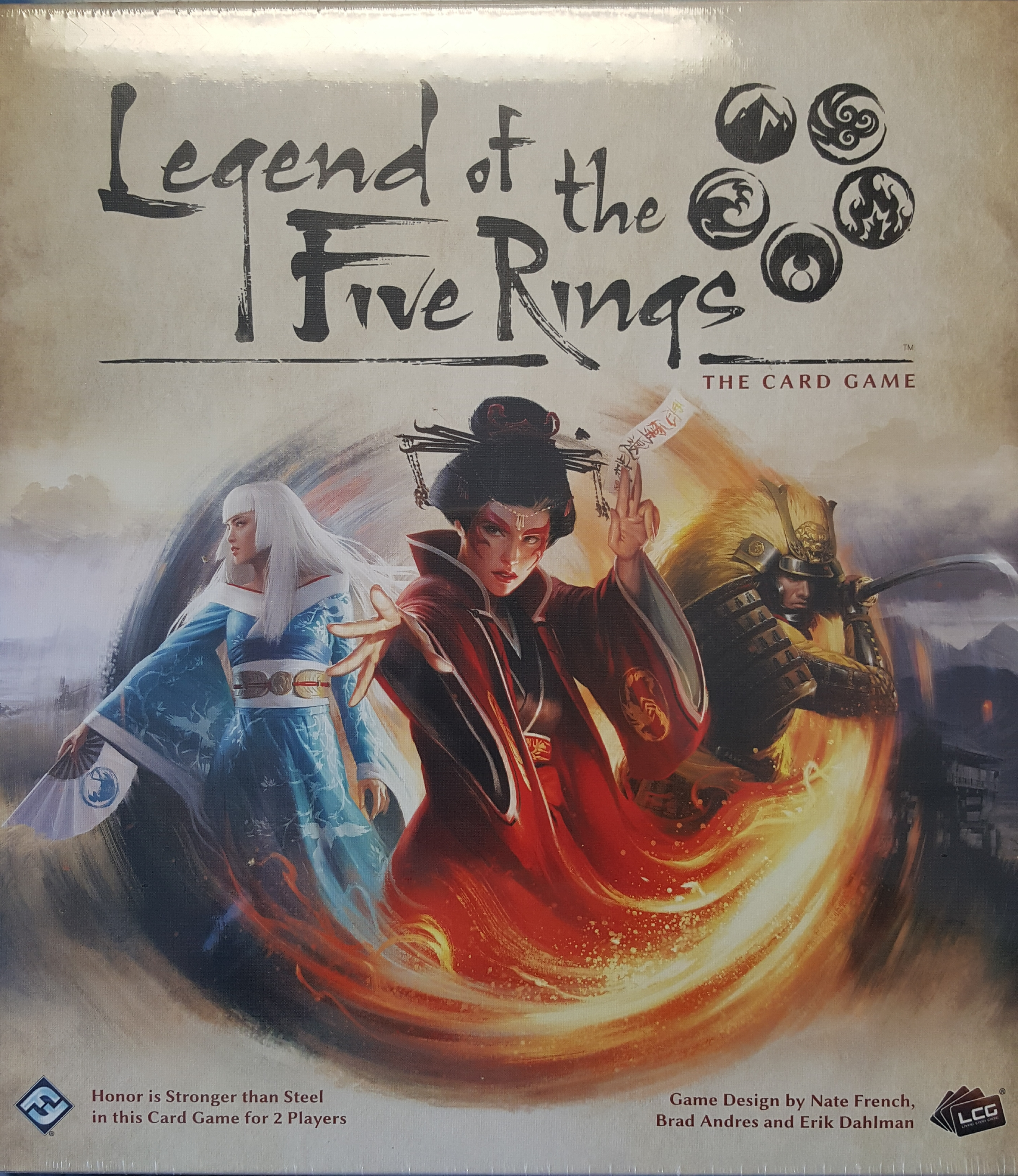 Legend of the Five Rings Core Set