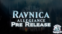 Gruul (Click to choose a time) - Ravnica Allegiance Prerelease
