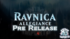 Rakdos  (Click to choose a time) - Ravnica Allegiance Prerelease