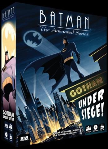Batman The Animated Series Gotham City Under Siege