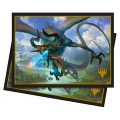 Nicol Bolas the Ravager Sleeves (100)
