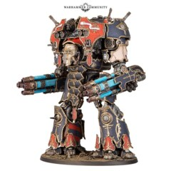 Adeptus Titanicus Warmaster Heavy battle Titan
