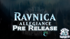 Simic  (Click to choose a time) - Ravnica Allegiance Prerelease