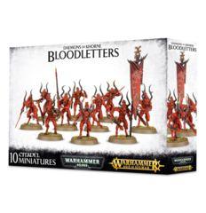 Chaos Daemons Bloodletters of Khorne