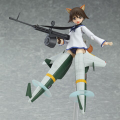 Figma 275 Miyafuji Yoshika Shinden Ver Strike Witches the Movie