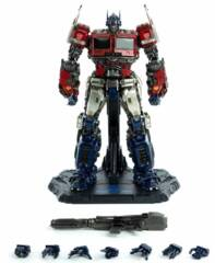Optimus Prime Transformers Bumblebee DLX Scale Collectible Series