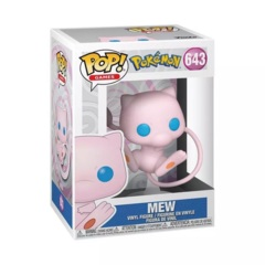 Pokemon Pop Mew 643