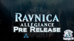 Azorius ( Click to choose a time) - Ravnica Allegiance Prerelease