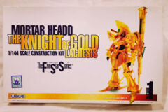 Mortar Headd The Knight of Gold Lachesis 1/144 Kit