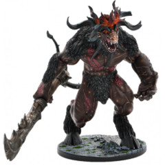 D&D Collectors Series Descent Into Avernus Baphomet