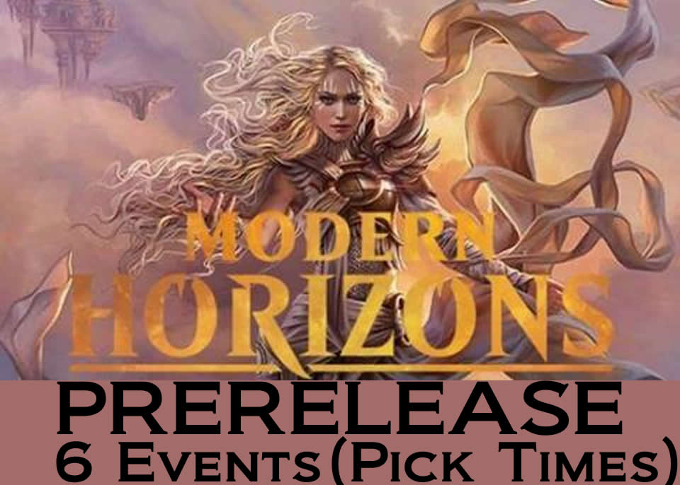 Modern Horizons (Select a time)
