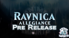 Orzhov  (Click to choose a time) - Ravnica Allegiance Prerelease