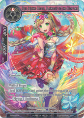 Red Riding Hood, Rainbow to the Heavens (Full Art) - ENW-029 - R