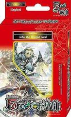 Alice Cluster Starter Deck - Arla, The Winged Lord