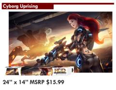 Cyborg Uprising