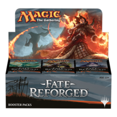 Fate Reforged Booster Box (Russian)