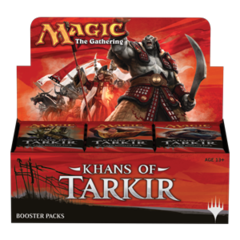 Khans of Tarkir Booster Box (Korean)