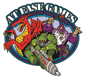 At Ease Games Logo