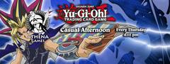 Yu-Gi-Oh Casual Tournament - Weekly Event