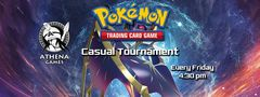 Pokémon Casual Tournament - Weekly Event