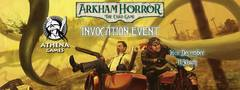 Arkham Horror The Card Game - Invocation Event - 16th December