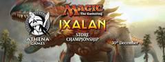 Magic the Gathering - Ixalan Store Championship - 30th December