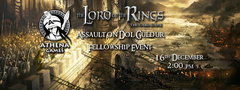 The Lord of the Rings The Card Game - Assault on Dol Guldur - 16th December