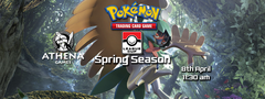 Pokémon League Cup: Spring Season - 8th April