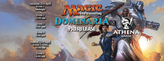 Dominaria - All 5 Prereleases - 21st / 22nd April
