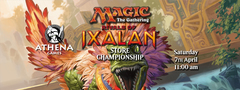 Rivals of Ixalan Store Championship - 7th April