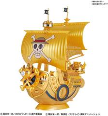 One Piece Thousand Sunny Gold