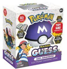 Pokemon Guess- Ash