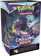 6/19/2021 Pokémon Chilling Reign Build & Battle Event @ Noon
