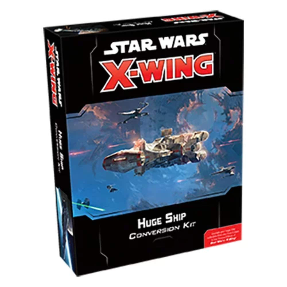 X-Wing Huge Ship Conversion