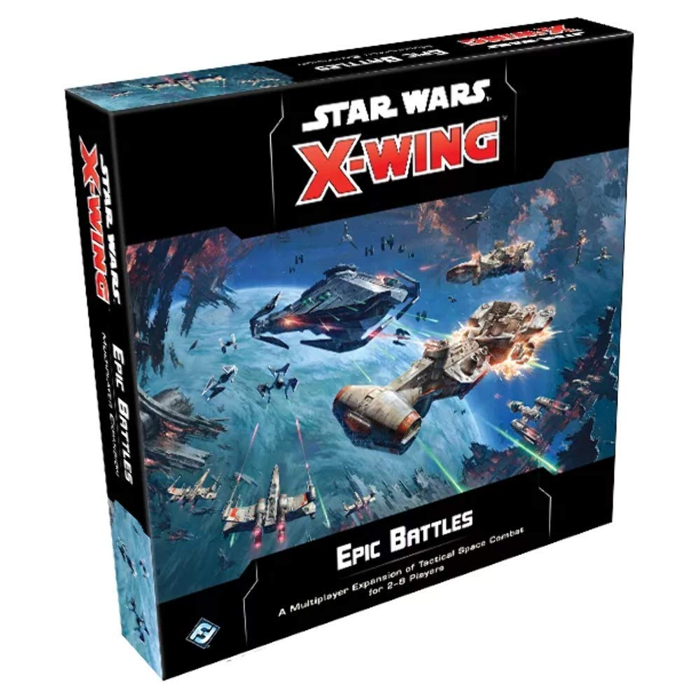 X-Wing Epic Battles 2-8 Player Expansion